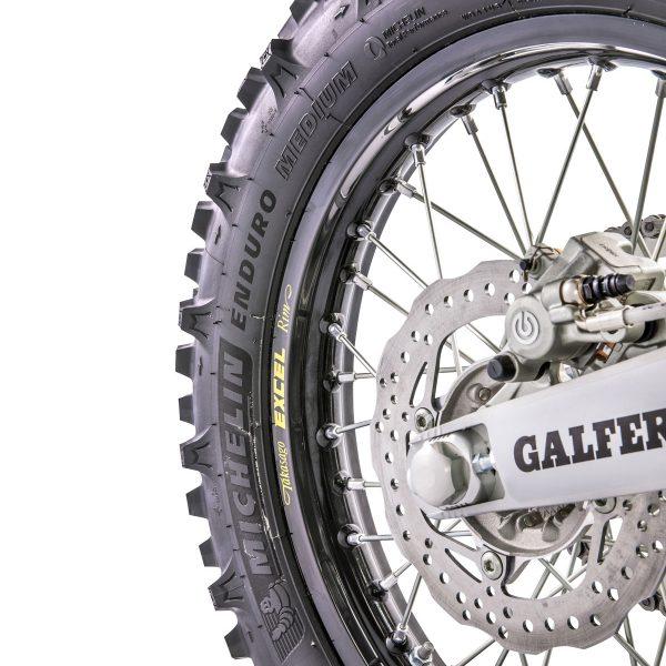 EXCEL Rims + MICHELIN ENDURO MEDIUM Tires2